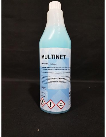 Limpiacristales Multinet 1 litro