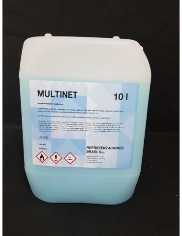 Limpiacristales Multinet 10 litros