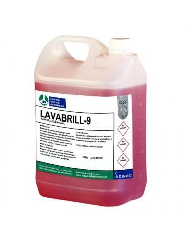 Lavabrill-9-5 kg lavavajilla manual.