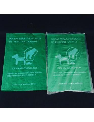 Bolsa Bio Recojida Canina.20x33.3000un